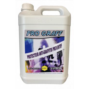 PROGRAFF - Protection anti-graffitis préventif