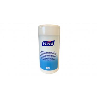 lingettes antiseptiques pour les mains et les surfaces