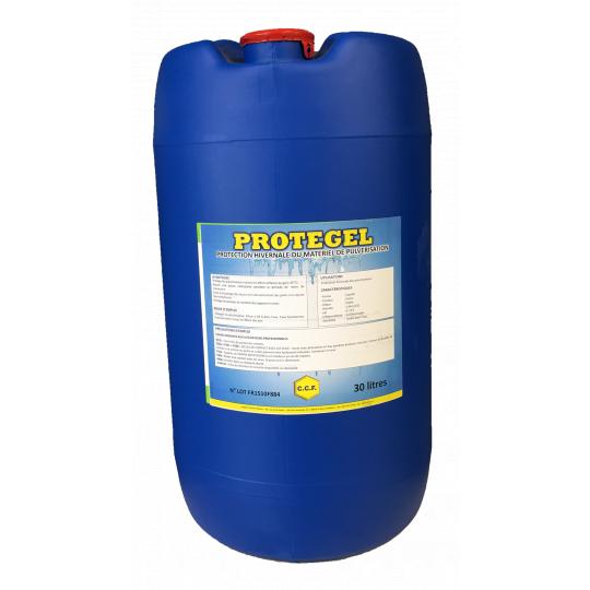 PROTEGEL - protection hivernale du matériel de pulvérisation - 30L