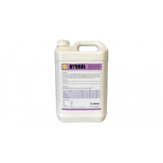 HYDROL - hydrofuge, oléofuge solvante pour pierres blanches (calcaire)