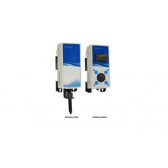 CENTRALES DE DILUTION - système de dilution promax 1PD4 et 4PD14