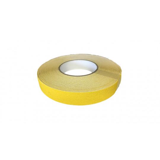 adhésif antidérapant jaune