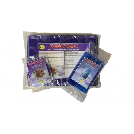 DESOMAX - Désodorisation en gel haute performance