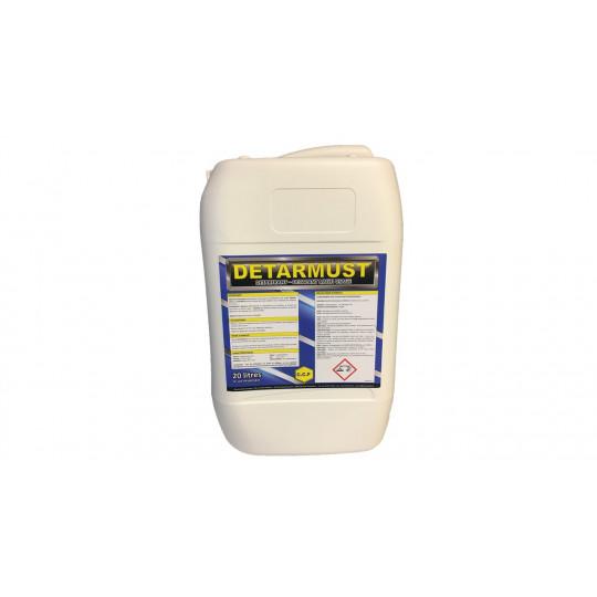 DETARMUST - détartrant, décapant multi usage - 20 L