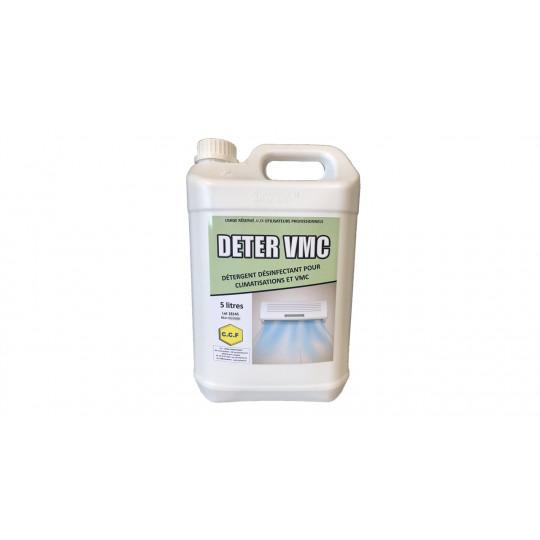 DETER VMC - Détergent désinfectant pour climatisations et VMC - 5L