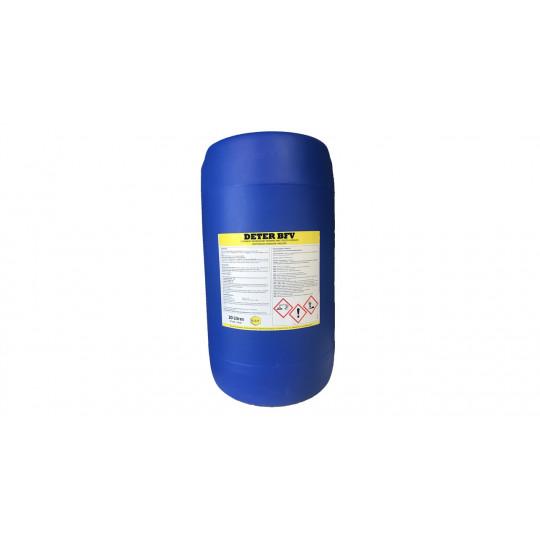 DETER BFV - détergent bactéricide fongicide virucide toutes surfaces - 30 L