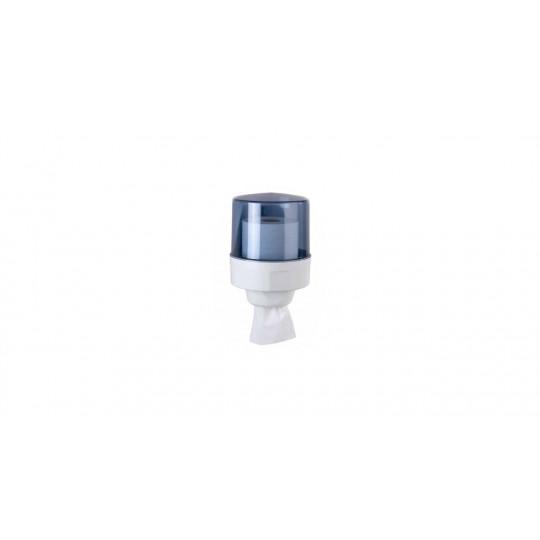 DISTRI 450 - Distributeur ABS Blanc pour Essuie‐Mains Dévidage Central
