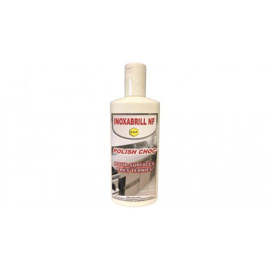 INOXABILL NF - polish choc pour surfaces très ternies