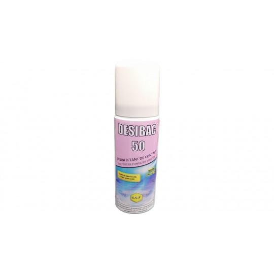 DESIBAC 50 - Désinfectant de contact de poche – 50 ml