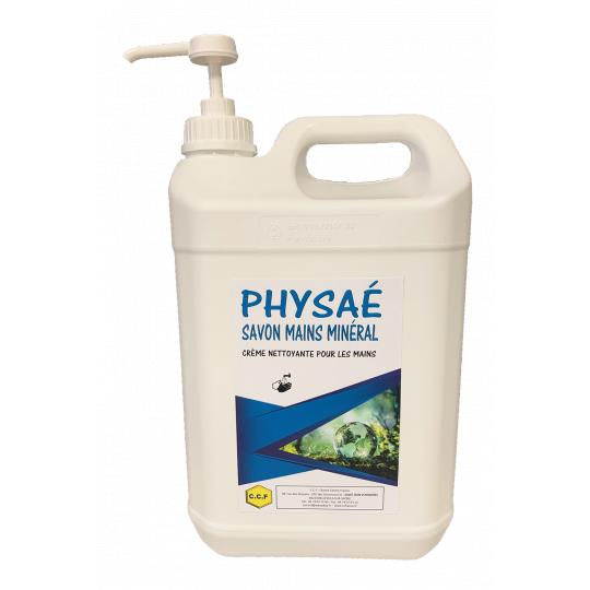 PHYSAE SAVON MAINS MINERAL - Crème nettoyante pour les mains