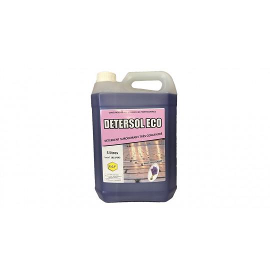 DETERSOL ECO - Détergent surodorant très concentré - lavande