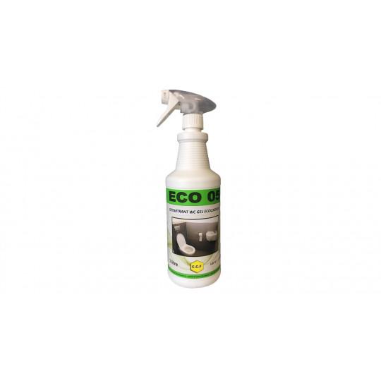 ECO 05 - détartrant wc gel écologique