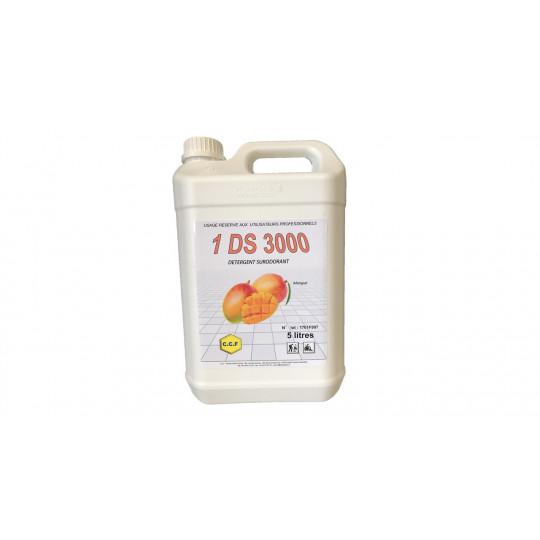 1 DS 3000 détergent et surodorant Mangue