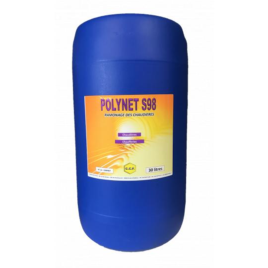 POLYNET S 98 - ramonage des chaudières