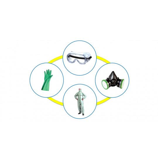 KIT PHYTO 3000 - kit d'équipements de protection individuels spécial phyto