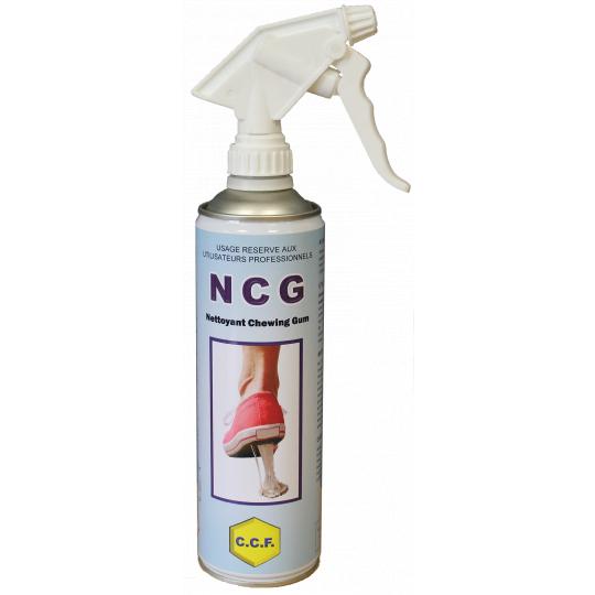NCG - nettoyant chewing-gum