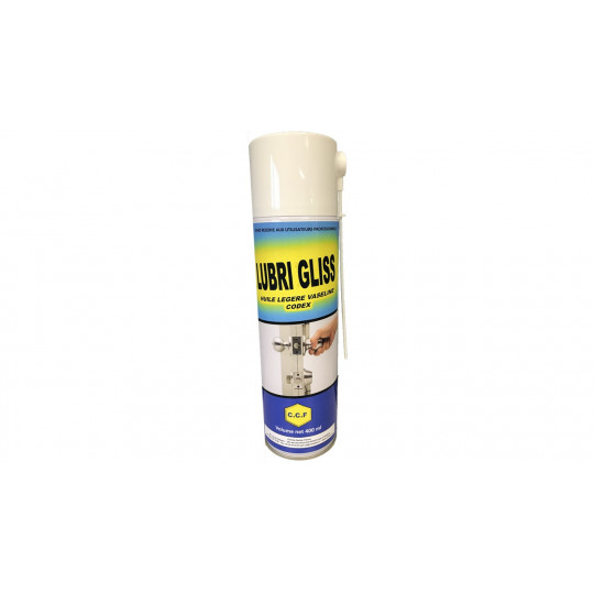 LUBI GLISS - huile légère, vaseline codex
