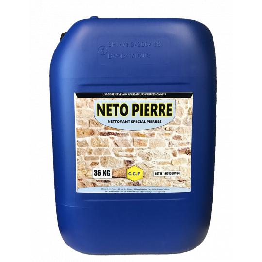 NETO PIERRE - nettoyant spécial pierres