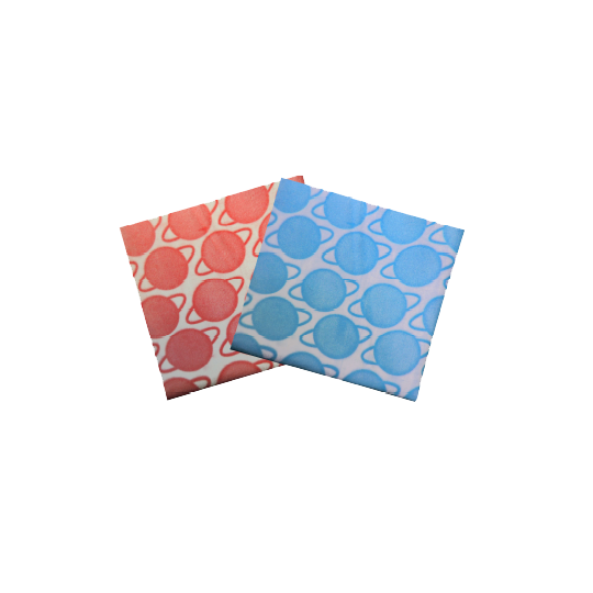 POWERLAVE LAVETTE MICROFIBRE PLANETAIRE - lavette microfibre à usage court, nettoie en un seul passage sans laisser de trace