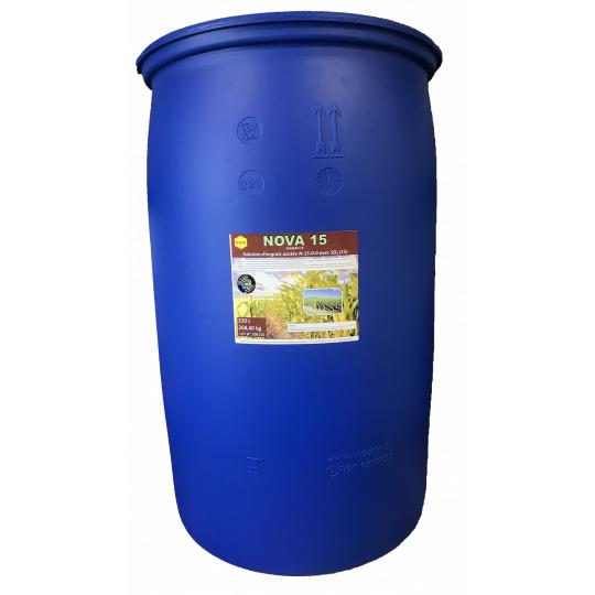 NOVA 15 - Solution d'engrais azotée N 15‐0‐0 avec SO3 (15)