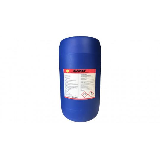 désoxydant, dégraissant d'aluminium non anodise