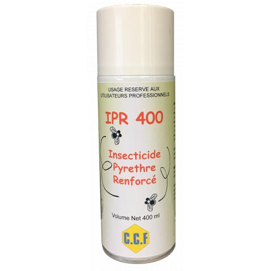 IPR 400 - Insecticide pyrèthre renforcé